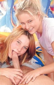 Clubseventeen classic two young teens